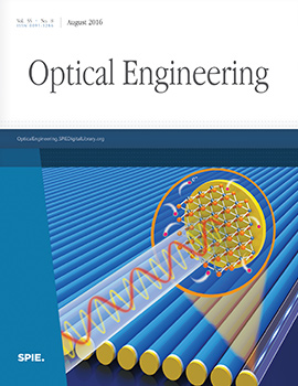 Volume 55 Issue 8 | Optical Engineering