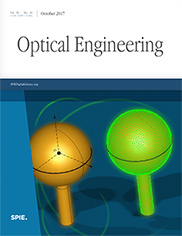 cover of Oct 2017 SPIE Optical Engineering